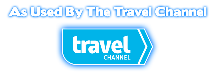 As used by the Travel Channel